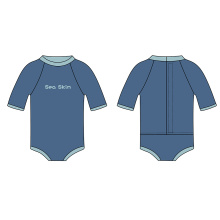 Seaskin 2mm Neoprene Boys en trajes de neopreno