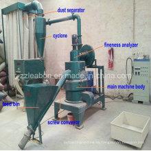 Durable molinillo de polvo de madera / molino de harina de madera