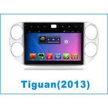 Android System Auto DVD GPS für Tiguan mit Auto Navigation / Auto Bluetooth