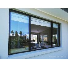 Sonnenschutz Laminiertes Glas Aluminium Schiebefenster Angebot Bester Preis