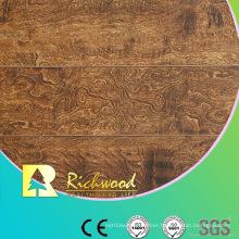 Commercial 8.3mm Embossed V-Grooved Waterproof Laminate Flooring