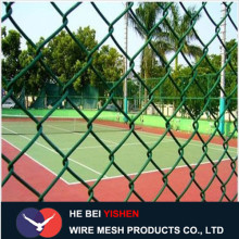 Special design chain link wire mesh fence