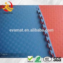 2015 deluxe preço barato equipamento de ginástica wrestling mat for sale