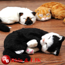 cat plush toy stuffed plush cat toy