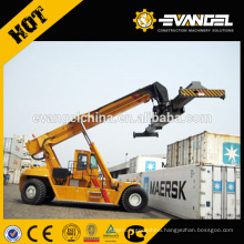 New Price forklift Container Handler 45 Ton Reach Stacker