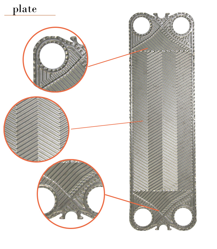 plate frame exchanger