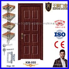 Simple MDF Wooden Room Door