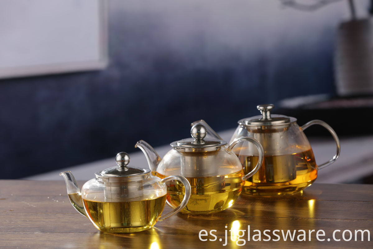 Glass Thermal Teapot