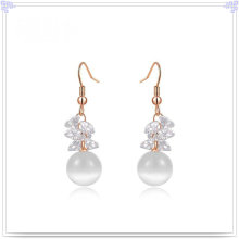 Pearl Jewelry Fashion Accessories Alloy Earring (AE367)