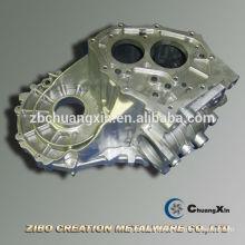 Qualified auto gearbox cover aluminum die casting spare part