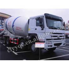 6x4 Misturadora de betão misturador de concreto diesel