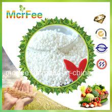 Fábrica de alta qualidade Fertilizante Sulfato de Amônio 21% Preço