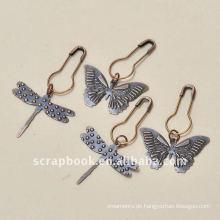 Schmetterling Libelle schwimmende Reize