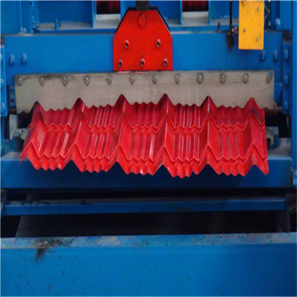 Colored Glaze Tile Forming Machine