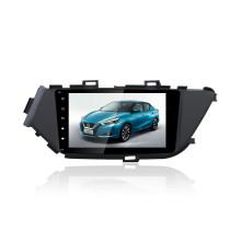Yessun reproductor de DVD del coche de 8 pulgadas HD para Nissan Bulebird (HD8014)