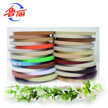 Fita adesiva de borda de móveis de PVC