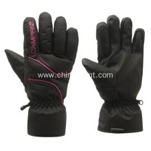 Mens Outdoor Ski Gloves