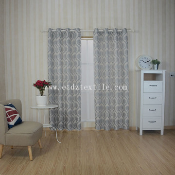 Polyester Linen Top 2017 Curtain Fabric