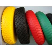 High Quality PU Foam Wheel (4.00-8)