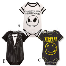 Venta al por mayor Bebé Onesie Romper Manufacture Toddlers And Infant Clothing
