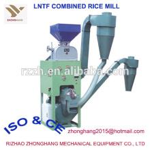 Moinho de arroz combinado tipo LNTF
