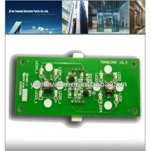 Panneau d'imprimeur d'ascenseur général TRA610HC carte d'ascenseur pour l'étape