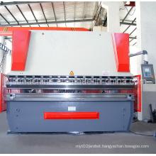Hydraulic Press Brake, Economic CNC Press Brake (WC67K-125T 3200)