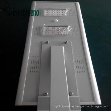 15W Todo en uno integrado LED Solar Street Garden Light