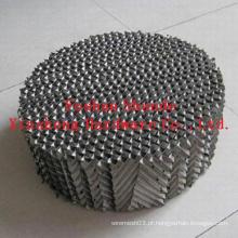 Rede de enchimento de aço inoxidável de qualidade superior