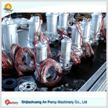 Wq Qw Электрический двигатель Погружной канализационный насос Грязный водосборный насос