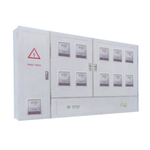 Single-Phase Meter Box for 10PCS Meters