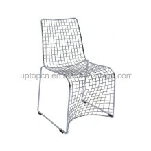 Modern Durable Sled Leg Wire Chair for Living Room (SP-MC028)