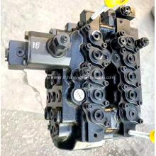 Valve de contrôle de distribution hydraulique Doosan Daewoo D150-7