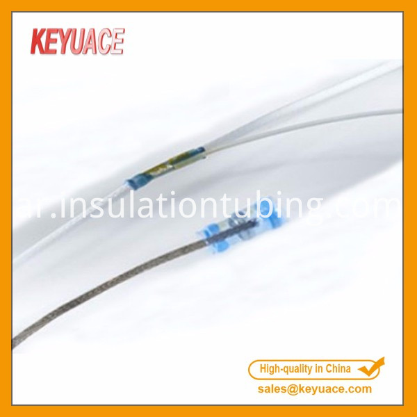 Solder And Heat Shrink Connectors
