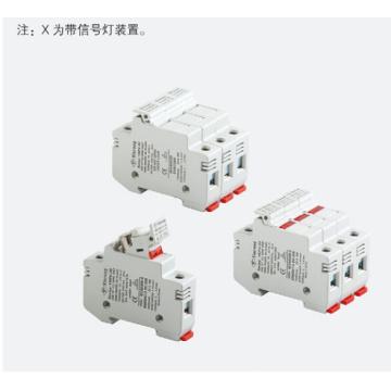 porte-fusibles à basse tension inline RT18 cylindrique