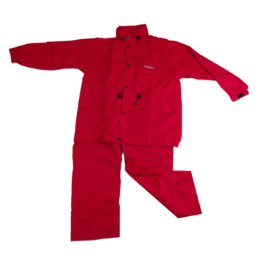 travail en nylon Rainsuit