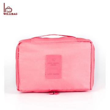Bolso cosmético del maquillaje de las mujeres del bolso del maquillaje de la promoción de la promoción