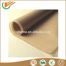 Tissu en fibre de verre à haute résistance à la résistance chimique recouvert de PTFE / téflon