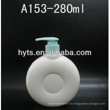 Botellas de plástico PE 280ML