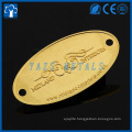 engrave brass metal name plate