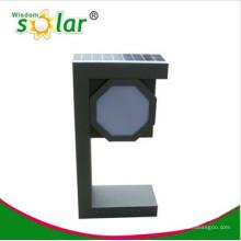 Новый дизайн высокого качества Солнечный сад света с датчиком движения, солнечные света сада импортеров, солнечной уличное освещение