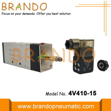 "AirTAC Type 400 Series Single 1/2 ""Pneumatic Valve"