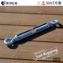 South Korean Type Malleable Iron Turnbuckle in Rigging