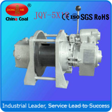 Крыльчатого типа 500кг Jqy-5Х18 пневматическая Лебедка для Шахты металла