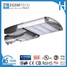 Straßenlaterne 100W LED mit Ce UL Bescheinigung IP66 Ik10