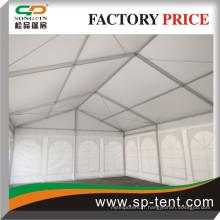 Tente de pavillon de chapiteau de petite taille de 6x9m pour petits événements et fêtes