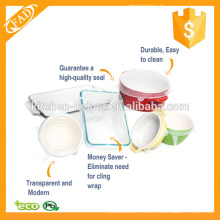 FDA Approved Hot-selling Stretch Silicone Lids for All Containers