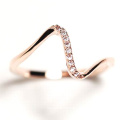 Infinity Silver Ring 925 Sterling Silver Jewelry Fashion