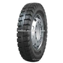truck tire 6.00-14 block pattern cheap price high rubber content