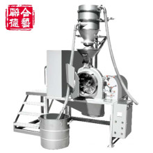 160b-F1 Self-Cooling Turbo Type Crusher for Heat-Sensitive Material